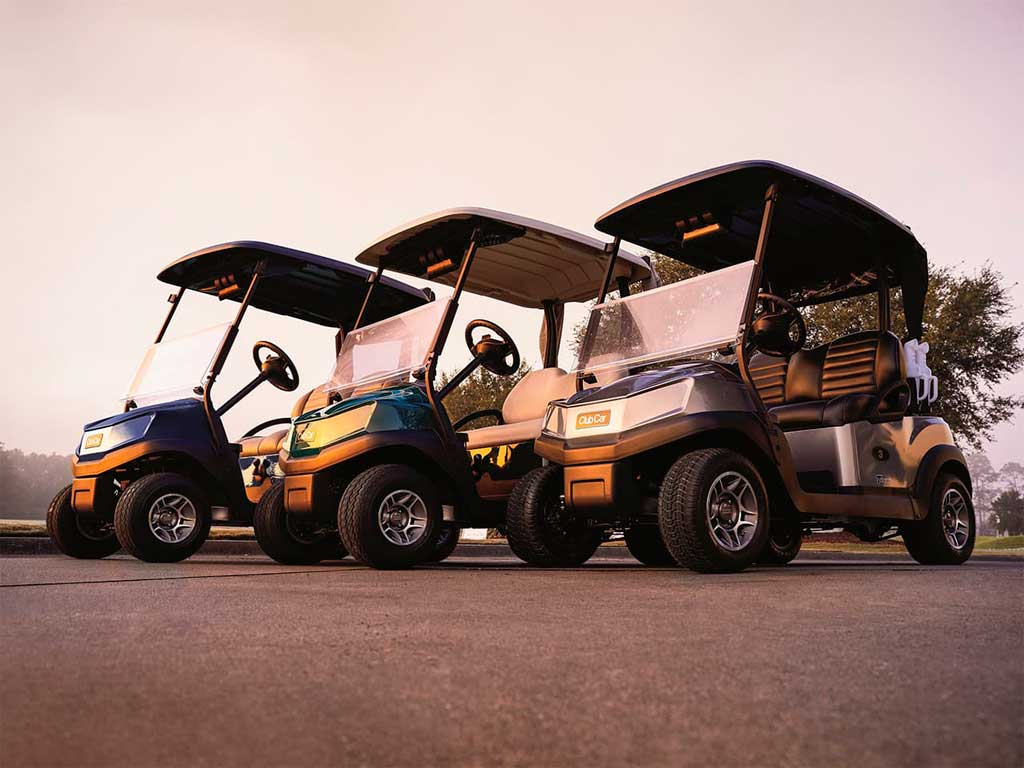 Club Car Golfe